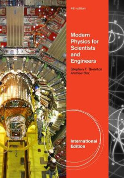Modern Physics for Scientists and Engineers, International Edition