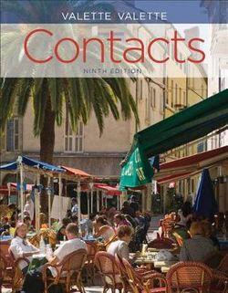 SAM Audio Program for Valette/Valette's Contacts: Langue et culture  franaises, 9th