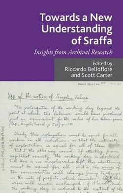 Towards a New Understanding of Sraffa