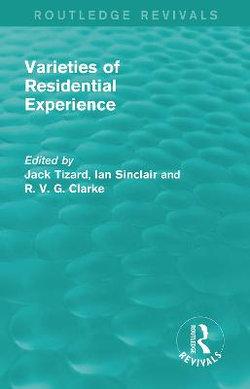 : Varieties of Residential Experience (1975)