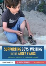 Supporting Boys¿ Writing in the Early Years
