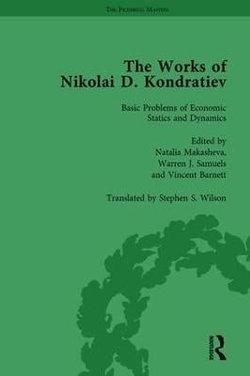 The Works of Nikolai d Kondratiev Vol 2