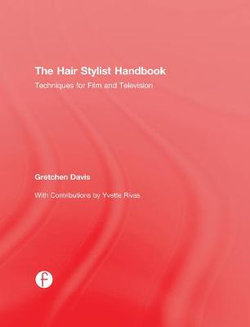 Hairdressing salon skills books buy online with free delivery the hair stylist handbook fandeluxe Images