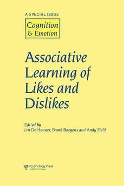 Associative Learning of Likes and Dislikes