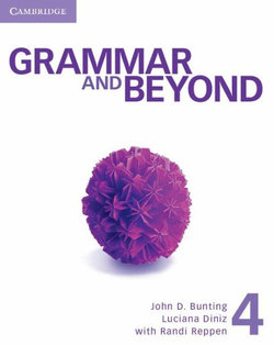 Grammar and Beyond Level 4 Student's Book and Writing Skills Interactive for Blackboard Pack