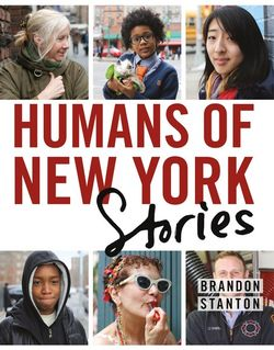 Humans of New York: Stories cover image