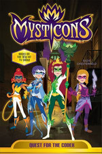 Mysticons: Quest for the Codex