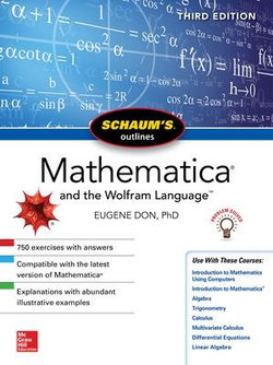 Schaum's Outline of Mathematica, Third Edition