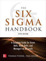 The Six Sigma Handbook, 5E