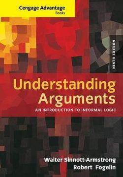 Cengage Advantage Books: Understanding Arguments