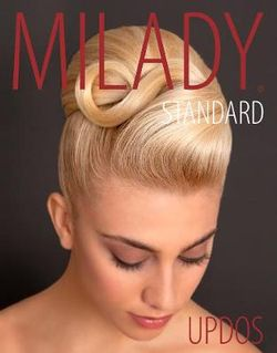 Hairdressing salon skills books buy online with free delivery milady standard updos fandeluxe Images