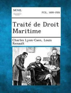 Traite de Droit Maritime