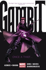 Gambit Vol. 1: Once A Thief…