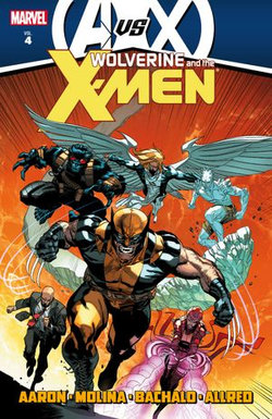 Wolverine & The X-Men by Jason Aaron Vol. 4