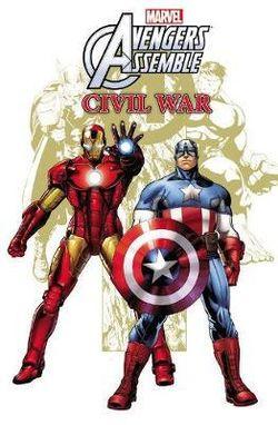 Marvel Universe Avengers Assemble