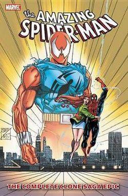 Spider-Man: the Complete Clone Saga Epic Book 5