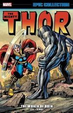 Thor Epic Collection: the Wrath of Odin
