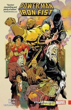 Power Man and Iron Fist Vol. 3