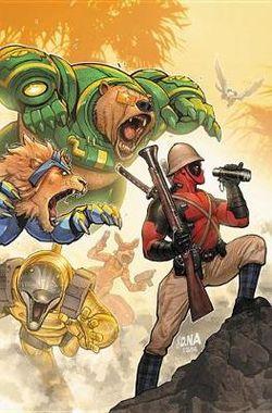 Deadpool Classic Vol. 19