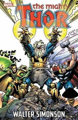 Thor by Walter Simonson Vol. 2