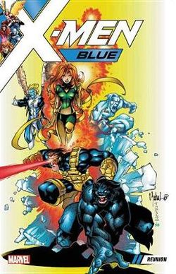 X-Men Blue Vol. 0