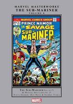 Marvel Masterworks: Sub-Mariner Vol. 8