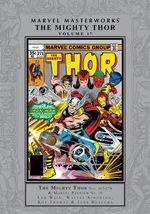 Marvel Masterworks: The Mighty Thor Vol. 17