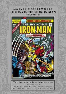 Marvel Masterworks: The Invincible Iron Man Vol. 11