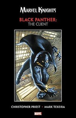 Black Panther by Priest & Texeira: The Client