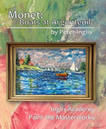 Monet: Boats at Argenteuil