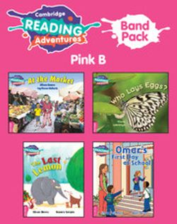 Cambridge Reading Adventures Pink B Band Pack of 9