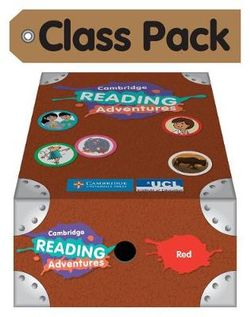 Cambridge Reading Adventures Red Band Class Pack