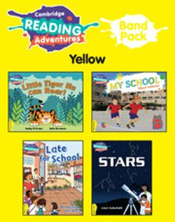 Cambridge Reading Adventures Yellow Band Pack of 8