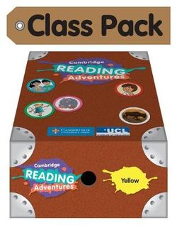 Cambridge Reading Adventures Yellow Band Class pack
