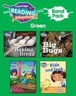 Cambridge Reading Adventures Green Band Pack of 8