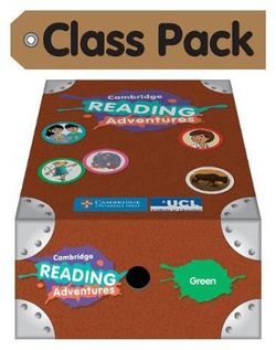 Cambridge Reading Adventures Green Band Class Pack