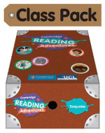 Cambridge Reading Adventures Turquoise Band Class Pack