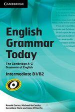 English Grammar Today Book with Workbook