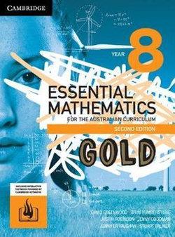 Essential Mathematics Gold for the Australian Curriculum Year 8