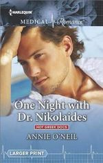 One Night with Dr. Nikolaides