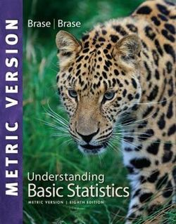 Understanding Basic Statistics, International Metric Edition
