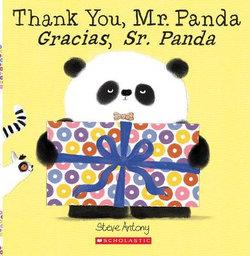 Thank You, Mr. Panda / Gracias, Sr. Panda