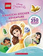 Sticker Activity Book (LEGO Disney Princess)