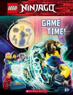 Activity Book with Minifigure (LEGO Ninjago)