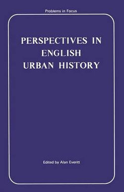 Perspectives in English Urban History