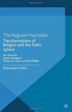 Transformations of Religion and the Public Sphere