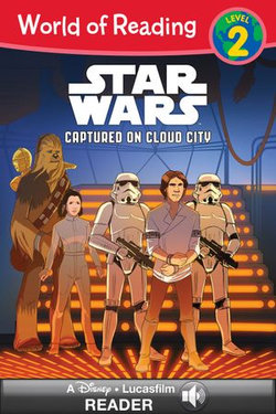 World of Reading: Star Wars: Captured on Cloud City