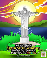 More Than Seven Super Wonders Found in Nature For you to Color