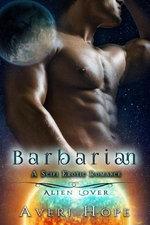 Barbarian: A SciFi Erotic Romance