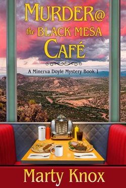 Murder@ the Black Mesa Café